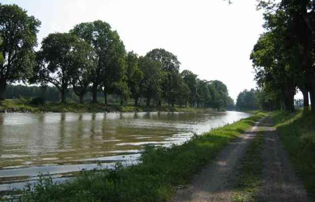 Mariestad och Göta Kanal